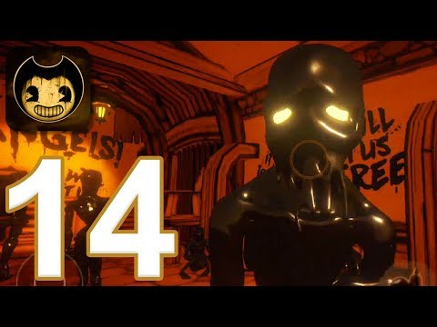Bendy and the Ink Machine Mobile - Gameplay Walkthrough Part 14 - Chapter 4 (iOS, Android)