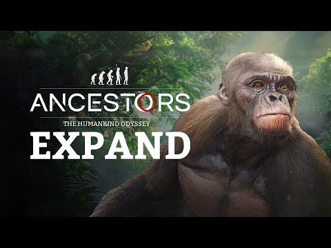 Ancestors: The Humankind Odyssey will launch on Epic Games Store