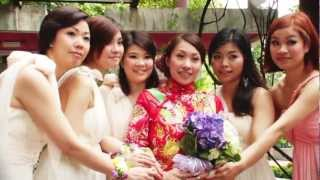 Wedding Day (梁静茹-小手拉大手)  - Amazing Media Production