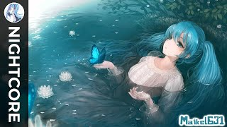 Nightcore - Clear Blue Water