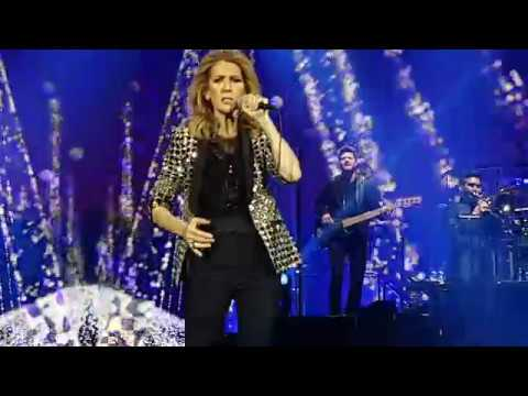 Celine Dion - The Power of Love + I Drove All Night - London (DVD Recording 29/07/2017)