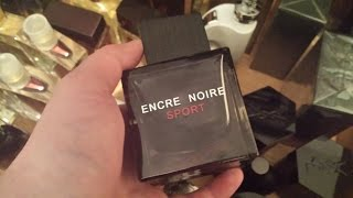 Lalique Encre Noire Sport Review: The one sport fragrance you have to try!