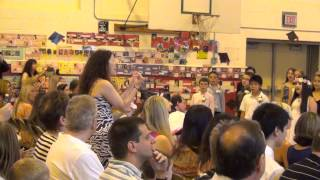 2013 A P  Willits Elementrary School 5th  Grade Graduation Song HD 20130620