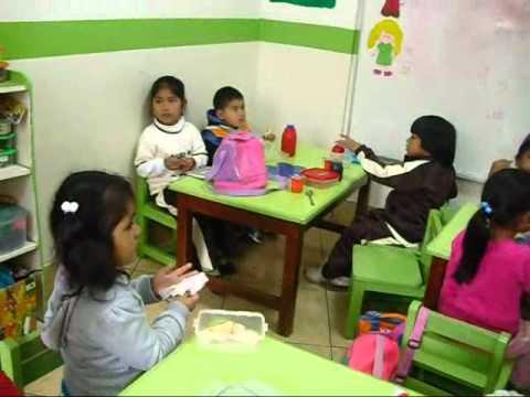 MOMENTOS DE UNA SESION EN EDUCACION INICIAL - YouTube