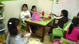 MOMENTOS DE UNA SESION EN EDUCACION INICIAL