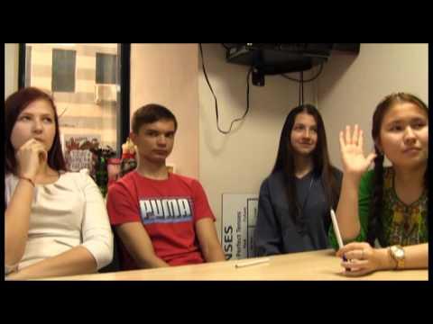 USAID Peer to Peer Education in Turkmenistan