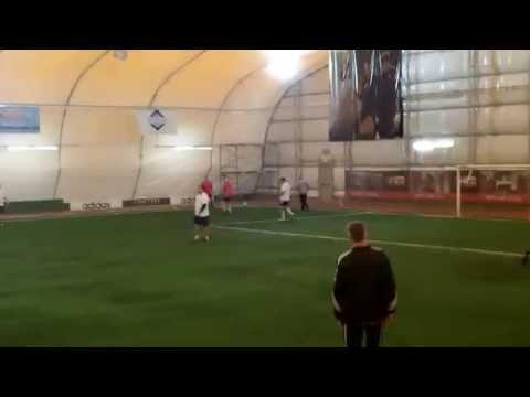 BAD TATTOO BREWERY Masters Indoor Soccer Final - 2nd half