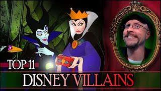 Top 11 Disney Villains - Nostalgia Critic