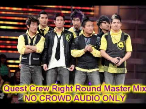 Quest Crew Right Round Audio Only MP3 Download