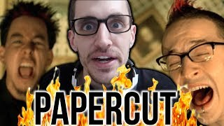 "Hip-Hop Head's REACTION to ""PAPERCUT"" by LINKIN PARK"