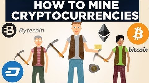 How To Mine Different Cryptocurrencies