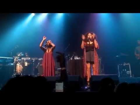 Floetry - Floetry Reunion Tour - Ms. Stress (Live)