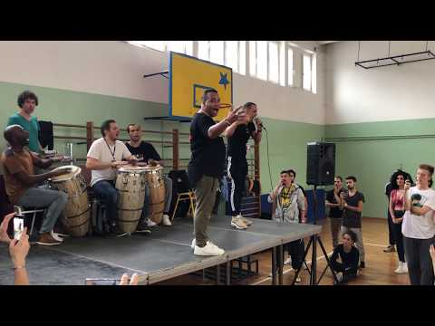 Yoannis Tamayo - Rumba Columbia - Havana en Belgrado 2019