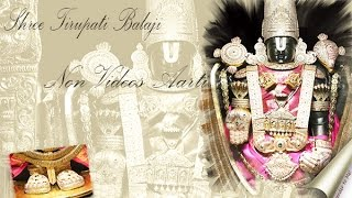 Morning Aarti |  Shree Vyankatsesha Balaji | Lord Of God | Free Videos Download