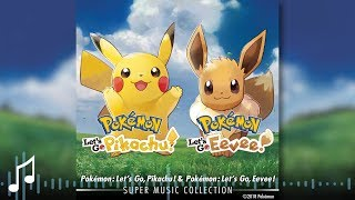 UK: Turn Up the Volume with Pikachu and Eevee!