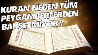 Kuran Neden Bütün Peygamberlerden Bahsetmiyor ? / Caner Taslaman / Mehmet Okuyan