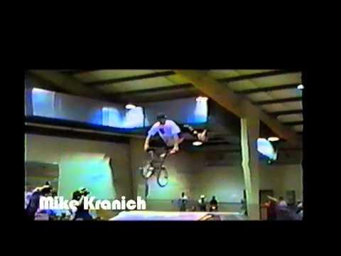 BMX Freestyle History Short, Evolution Revelation