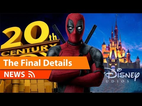BREAKING NEWS Disney to Finalize FOX Acquisition in January
