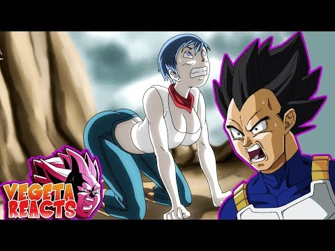 Vegeta Reacts To FRIEZA'S 5TH FORM