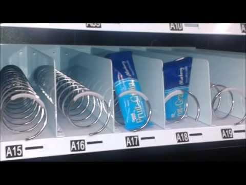 springs 8 count spiral Right Vending machine coils