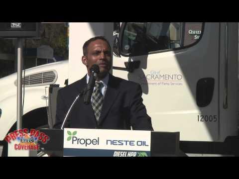Propel Press Conference - Neville Fernandes