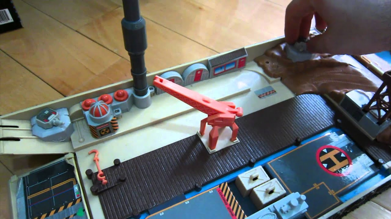Micro Machines Military Battle Tank Retro Toy Review