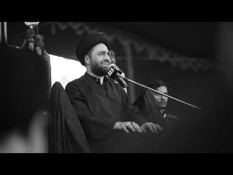 Maulana S. Ali Raza Rizvi (London)   Majlis-e-Shashmahi S. Hasan Bandi   Shah Najaf, Lucknow   2018