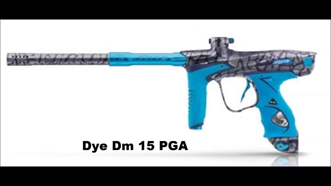 #1 paintball gun in the world