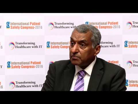 Dato Dr Jacob Thomas, President, The Association of Private Hospitals of Malaysia