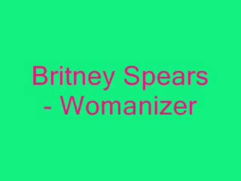 Britney Spears - Womanizer