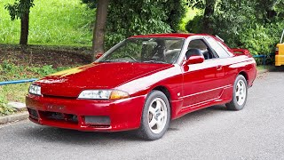 1990 Nissan Skyline GTS-T Type M (USA Import) Japan Auction Purchase Review