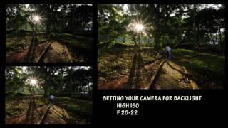FUJIFILM XT10 - BACKLIGHT PHOTO WITH FUJINON LENS 16-50MM