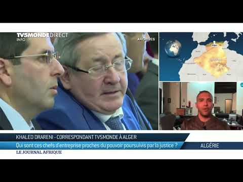 Algérie : les grands patrons inquiétés