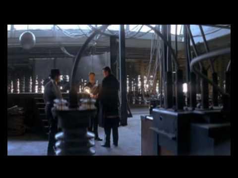Nikola Tesla nel film The Prestige
