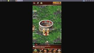 Game Of War Fire Age! Colliseum Review