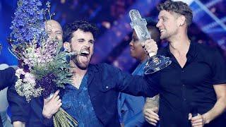Holanda, ganadora de Eurovisión 2019. Duncan Laurence se alzó con el premio en Tel Aviv