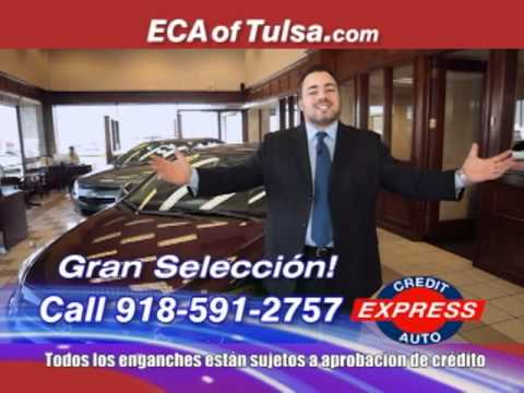 Express Credit Auto >> Express Credit Auto Of Tulsa Hispanic Tv Commercial 1 Of 8 Video Production Video Editing
