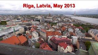 Riga, city shots, photomuseum,  St. Peter Church