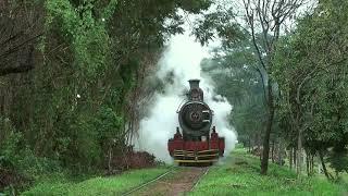 Heritage Train at Asuncion, Paraguay