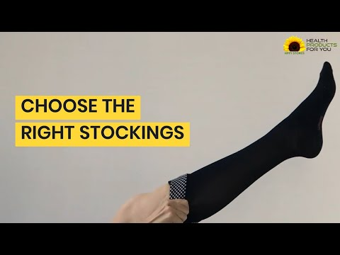 CHOOSE THE RIGHT STOCKINGS