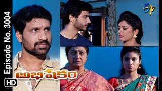 Abhishekam | 1st September 2018 | Full Episode No 3004 | ETV Telugu