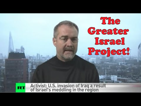 WHISTLEBLOWERS!: 'The Greater Israel Project' Explained by K