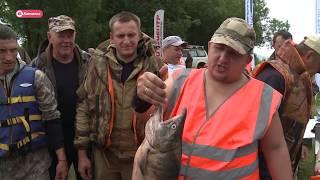 На Камчатке прошли соревнования по спортивной рыбалке.