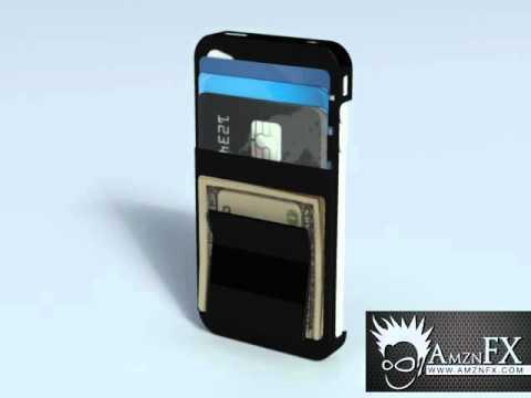 Iphone  Money Clip Case