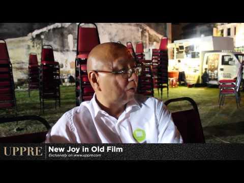 New Joy in Old Film - An Interview with Jose Miguel de la Rosa