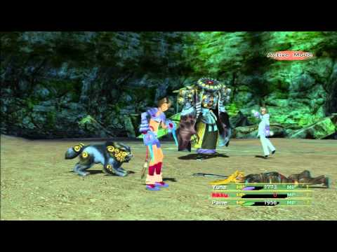 Final Fantasy X-2 Remaster - Boss: Yojimbo
