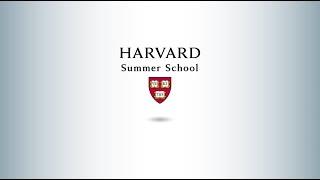 Harvard Summer School - Psychology of Diversity Welcome Video