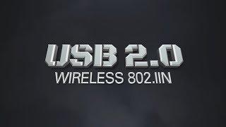 USB 2 0 WIRELESS 802.11N / Обзор беспроводного USB адаптера