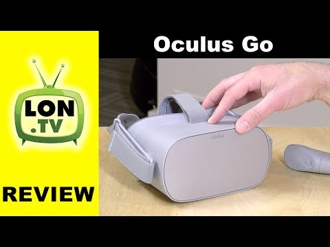 Oculus Go Review - Standalone VR System for $200