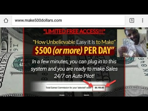 How To Make $100 Per Day From Home, Earn 100 Per Day 2018